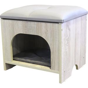 купить Пуф Шарм-Дизайн Кошкин дом с крышкой онлайн