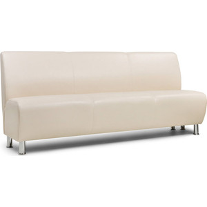 Модульный диван Шарм-Дизайн Гамма бежевый 3-х местный