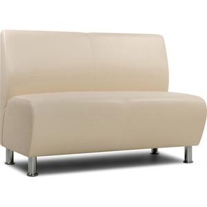 Модульный диван Шарм-Дизайн Гамма бежевый 2-х местный