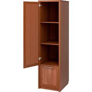 Шкаф с полками Гамма Прима комбинированный