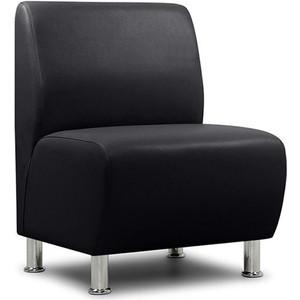 Кресло Шарм-Дизайн Гамма черный.