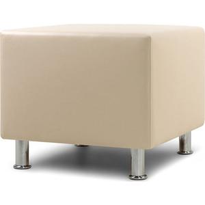 Пуф Шарм-Дизайн Гамма бежевый стол