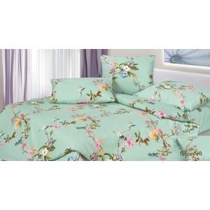 Комплект постельного белья Ecotex семейный, сатин, Гармоника Габриэлла (4660054344213)