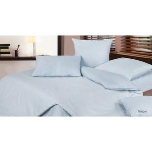 Комплект постельного белья Ecotex евро, сатин, Гармоника Генри (4660054344527)