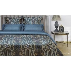 Комплект постельного белья Ecotex 2 сп, сатин люкс, Новеллика Белладжио (4660054342691)