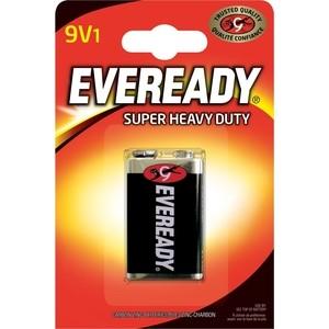 Батарейка ENERGIZER SUPER 6F22 (1 шт) 9V