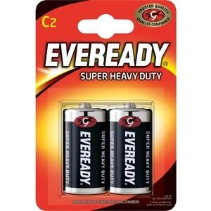 Батарейка ENERGIZER SUPER R14 С (2 шт) 1,5V