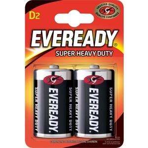 Батарейка ENERGIZER SUPER R20 D (2 шт) 1,5V