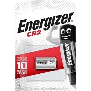 Батарейка ENERGIZER SPECIALITY PHOTO CR2 (1 шт)