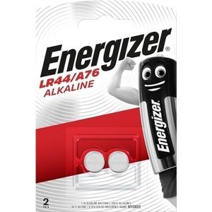 Батарейка ENERGIZER Alkaline LR44/A76 (2 шт)