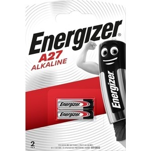 Батарейка ENERGIZER Alkaline A27А 12V (2 шт)