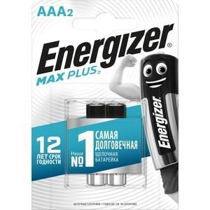 Батарейка ENERGIZER MAX PLUS LR03/E92 AAA (2 шт) 1,5V