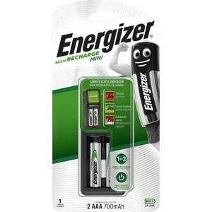 Зарядное устройство ENERGIZER Mini EU Plug + 2AAA 700mAh