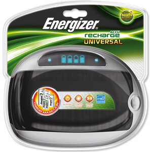 Зарядное устройство ENERGIZER Universal Charger w/o bat без батареек