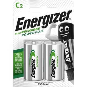 Аккумулятор ENERGIZER Power Plus NH35/C 2500 BP2 (2 шт) 1,2V