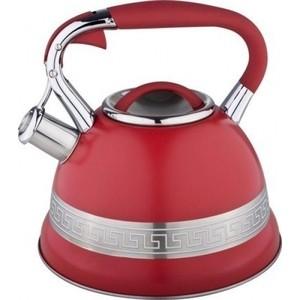 Чайник со свистком 3 л Winner Soft Touch (WR-5024) чайник winner со свистком 3 л wr 5025