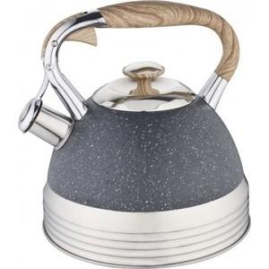 Чайник со свистком 3 л Winner Soft Touch (WR-5029) чайник winner со свистком 3 л wr 5025