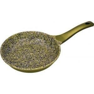Сковорода d 26 см Winner Green Stone (WR-8171) сковорода d 24 см kukmara кофейный мрамор смки240а