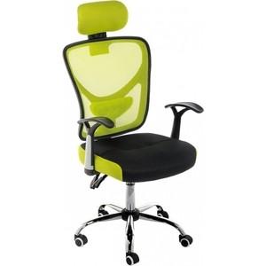 Компьютерное кресло Woodville Lody 1 зеленое/черное