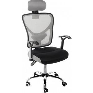 Компьютерное кресло Woodville Lody 1 серое/черное