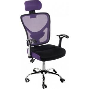 Компьютерное кресло Woodville Lody 1 фиолетовое/черное