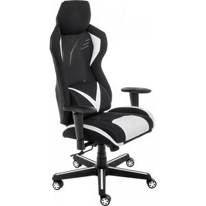 Компьютерное кресло Woodville Record белое/черное