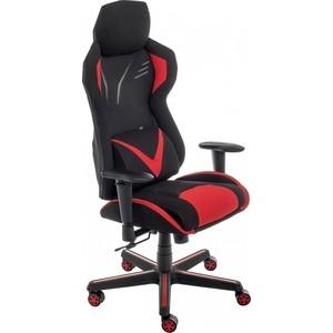 Компьютерное кресло Woodville Record красное/черное