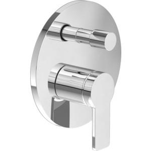 Смеситель для ванны Villeroy Boch Architectura хром (TVS10335300061)