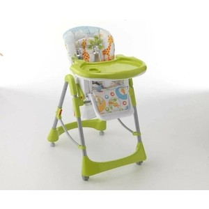Стульчик для кормления Pali Gigi & Lele baby party, пр. 2 кор. gl party highchair