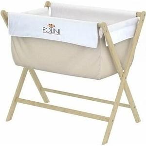 Кровать детская POLINI Колыбель, бежевый 0001297-3