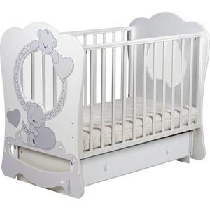 Кроватка БИ Baby Sleep 7 белый
