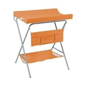 Пеленальный столик Фея оранжевый 4249-3