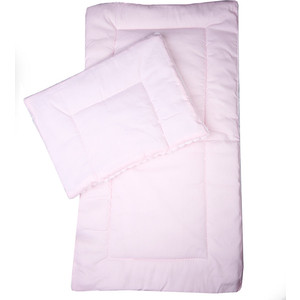 цена на Комплект в коляску BamBola матрасик 35*70,подушка 25*35 (Розов) 228