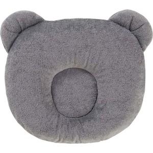 Подушка анатомическая Candide Панда Dark Grey Panda pillow 21x19cm Темно-серый 394291