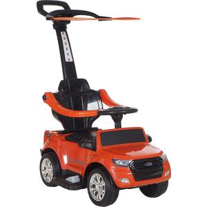 Электроминикар FORD RANGER Оранжевый Покраска DK-P01-E painted