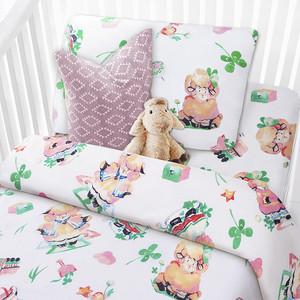 цена на Комплект детского постельного белья Mona Liza ОВЕЧКИ бязь,хлопок 100% 521025