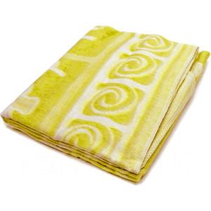 Одеяло детское байковое Ермолино х/б 118*100 Лимон 57-6ЕТ Ж