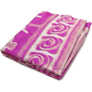 Одеяло детское байковое Ермолино х/б 118*100 Фиолетовый 57-6ЕТ Ж