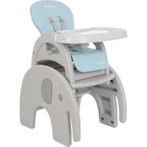 Стульчик трансформер Pituso ELEPHANT Turquoise/ БИРЮЗА D02-2 elephant