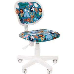 Кресло Chairman Kids 106 ткань зоопарк