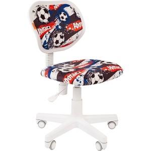 Кресло Chairman Kids 106 ткань футбол