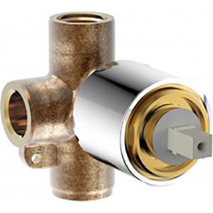 Скрытая часть встраиваемого смесителя (1-функц) Bravat (D999CP-ENG)