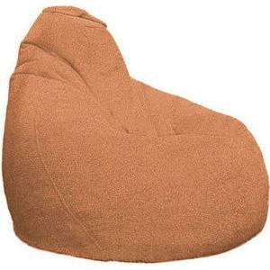 Кресло-мешок POOFF Груша велюр какао XL