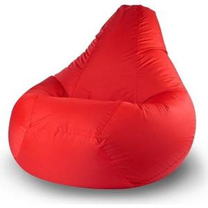 Кресло-мешок POOFF Груша оксфорд красный XL