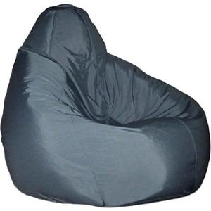 Кресло-мешок POOFF Груша оксфорд серый XXL кресло мешок пуфофф balu light brown xxl