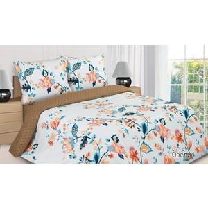 Комплект постельного белья Ecotex 1,5 сп, поплин, Поэтика Овелис (4650074955889)