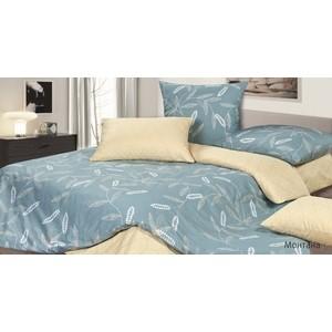 Комплект постельного белья Ecotex Семейный, сатин, Гармоника Монтана (4650074952215)