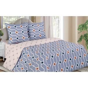 Комплект постельного белья Ecotex Семейный, поплин, Поэтика Верона (4650074958231)