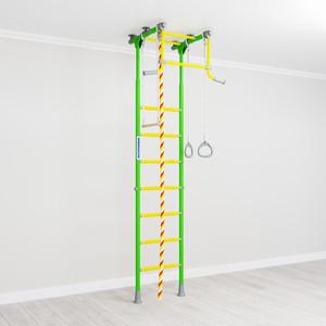Детский спортивный комплекс Romana R2 (01.20.7.06.490.02.00-11) зелёное яблоко