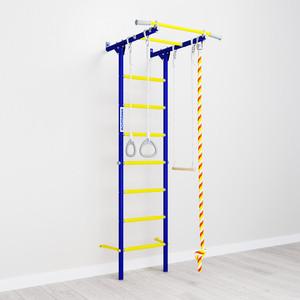 Детский спортивный комплекс Romana S1 (01.21.7.06.490.05.00-13) синяя слива цена
